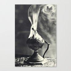 Ritual, B&W Version Canvas Print