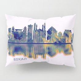 Bekasi Skyline Pillow Sham