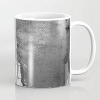 bleach Mugs featuring Bleach B&W by Sparky