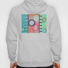 Trapped between two Worlds Hoody