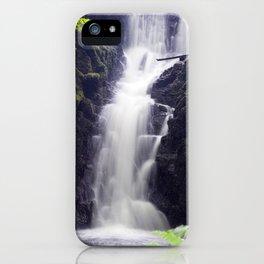 Scottish Waterfall iPhone Case