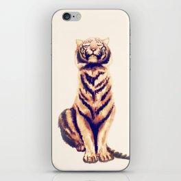 Zen Tiger  iPhone Skin