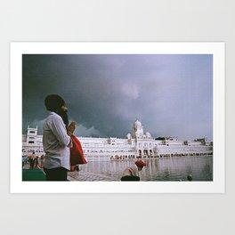 Amritsar Art Print