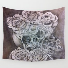 Modern Decay Wall Tapestry