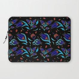 Turkish tulip pattern 9 Laptop Sleeve
