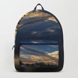 Cloud Art Backpack