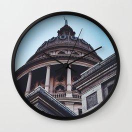 Capitol Building / Austin, Texas Wall Clock