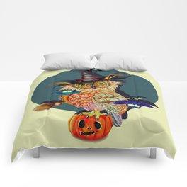 Owl Scary Comforters