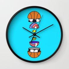 Big Balls Wall Clock
