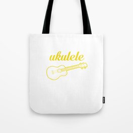 It's a Ukulele Thing, You Wouldn't Understand Funny T-shirt Tote Bag