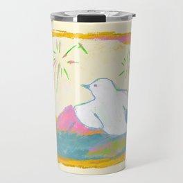 Birdland Travel Mug