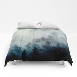 The hollows in fall Comforters