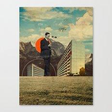 Φ (Phi) Canvas Print