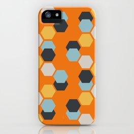 Sam (Orange) iPhone Case