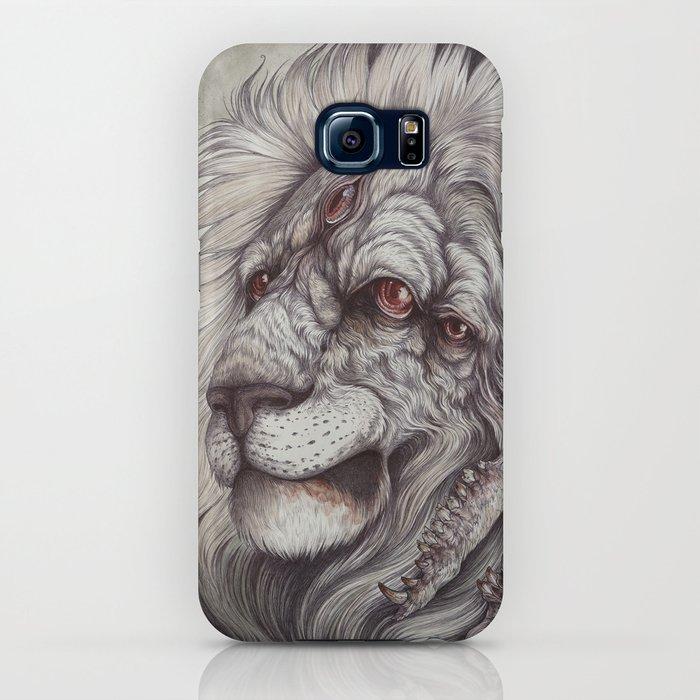 the Nemean Lion iPhone Case