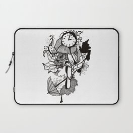 Lost track of time... Laptop Sleeve