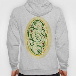 Celtic Old Traditional Tapestry Hoody
