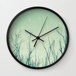 Before the Night Falls Wall Clock