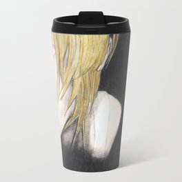 Are You Afraid Of The Dark? Travel Mug