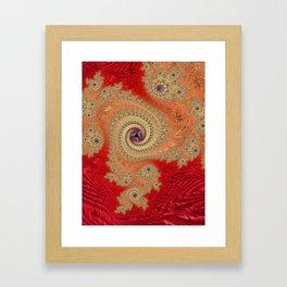 Simorgh Framed Art Print
