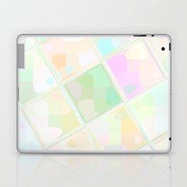 Re-Created Mirrored SQ LIX by Robert S. Lee Laptop & iPad Skin