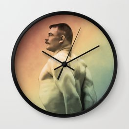 Strongest Gents I Know Wall Clock
