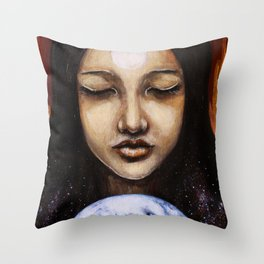 Shine Your Light for the World to See Throw Pillow