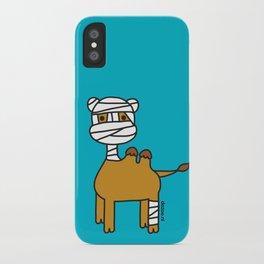 Bandage Camel iPhone Case