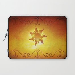 ...and at last i see the light! Laptop Sleeve
