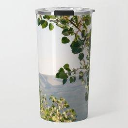 Aspen Leaves Travel Mug