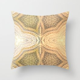 The place where I go and come to Throw Pillow