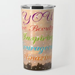 """ You Are..."" Travel Mug"