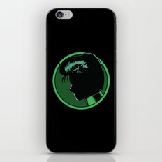 The Spirit Detective iPhone & iPod Skin