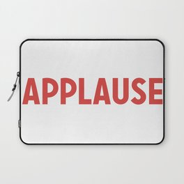 Applause Laptop Sleeve