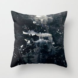 Pale Figure Throw Pillow