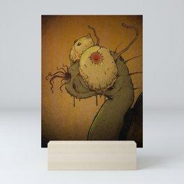 Steven the Snail Mini Art Print