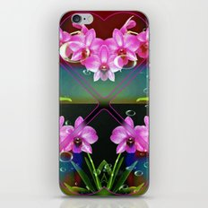 Charming Orchids iPhone & iPod Skin