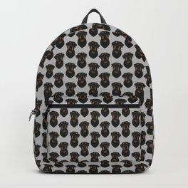 Rottweiler - Teddy Backpack
