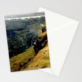 Gorilla in the Mist Stationery Cards