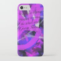 artsy iPhone & iPod Cases featuring Artsy by DesignByAmiee