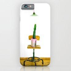 Cactus in pink iPhone 6 Slim Case