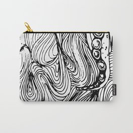 Lady Octopus Carry-All Pouch