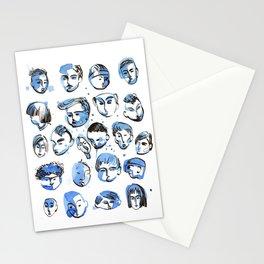 boyz Stationery Cards