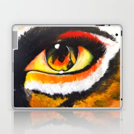 I of the Tiger Laptop & iPad Skin