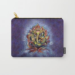 AUM Ganesha Carry-All Pouch