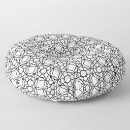 Graphic Art Pattern-P3-C1 Floor Pillow
