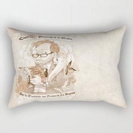 Autoportrait Rectangular Pillow
