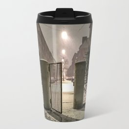 Winter is apparently already here Travel Mug