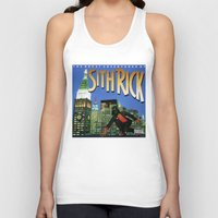 sith Tank Tops featuring Sith Rick by Ant Atomic