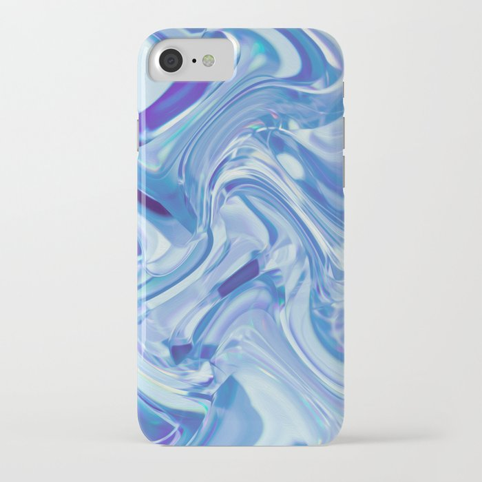 Swirling Glass iPhone Case